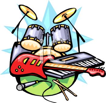 Home Clipart Entertainment Band ...-Home Clipart Entertainment Band ...-14