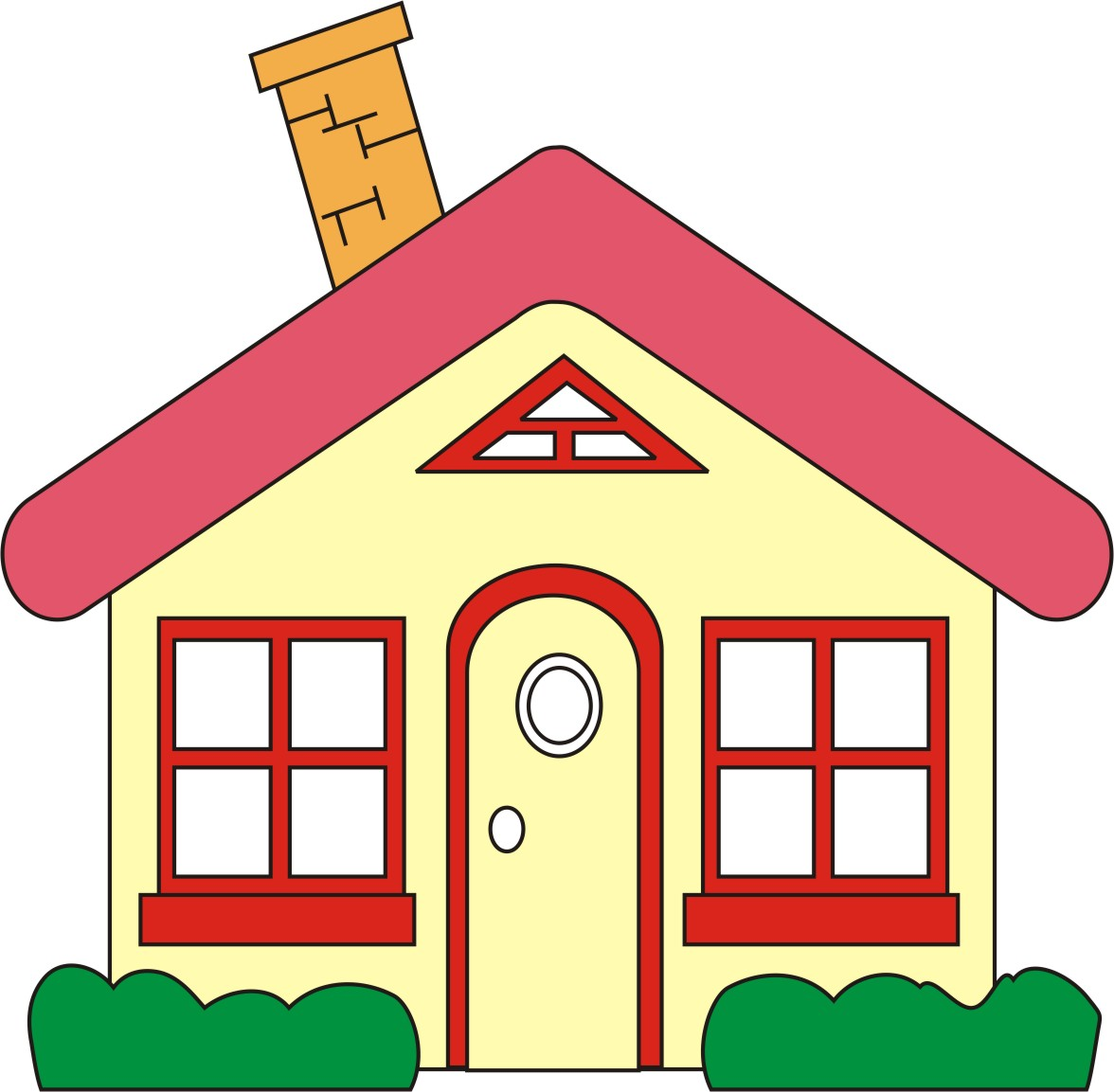 Home clipart free images 2
