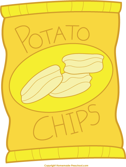 Home Free Clipart Picnic Clipart Potato -Home Free Clipart Picnic Clipart Potato Chip Bag-6