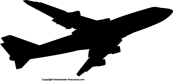 Home Free Clipart Silhouette Clipart Sil-Home Free Clipart Silhouette Clipart Silhouette Airplane-12