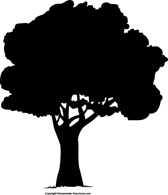 Home Free Clipart Silhouette Clipart Sil-Home Free Clipart Silhouette Clipart Silhouette Tree-3