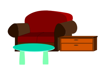 Home Furniture Clip Art