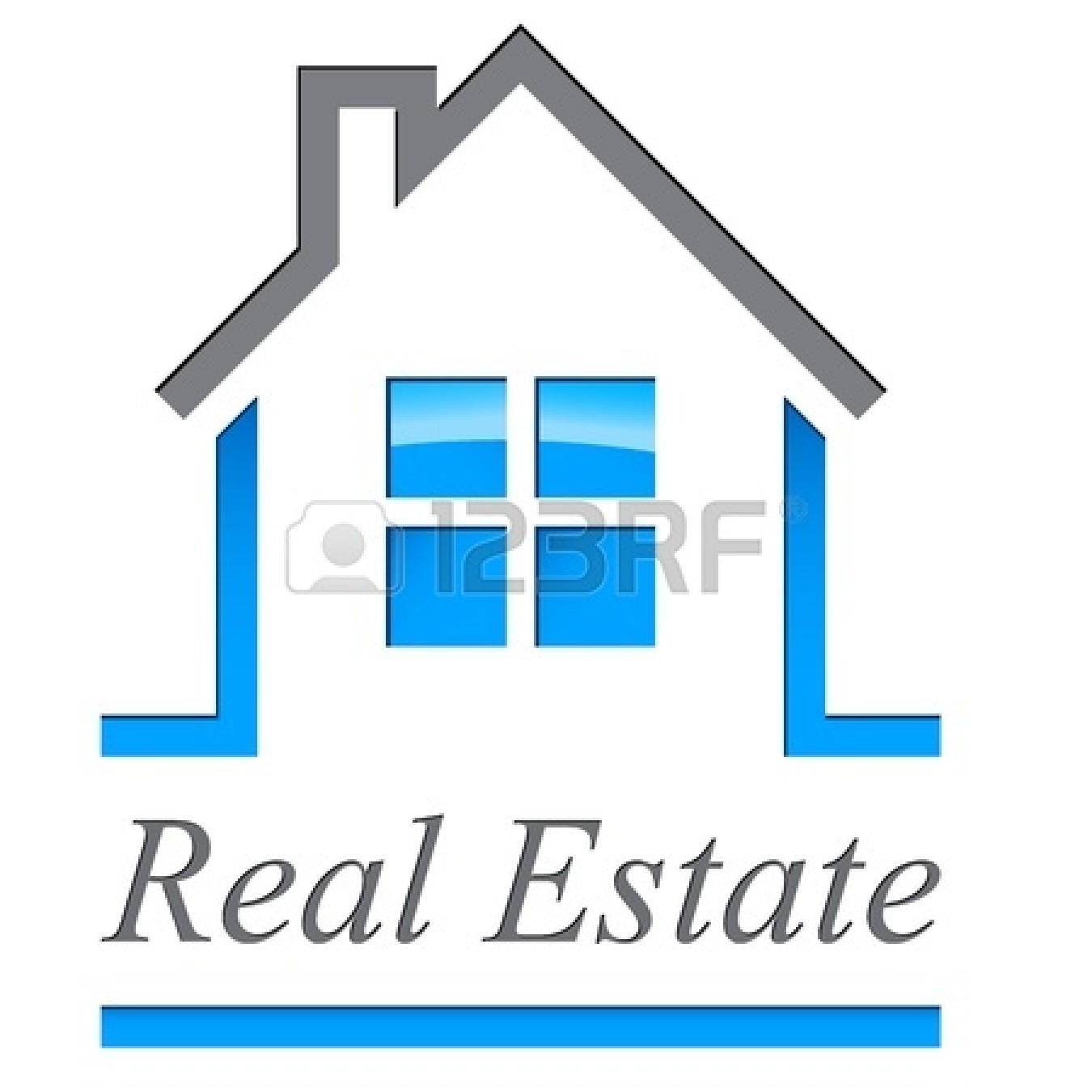 Home Real Estate Clipart