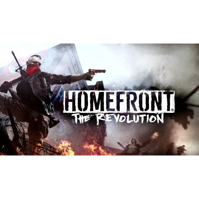 Homefront Video Game PNG Transparent Images