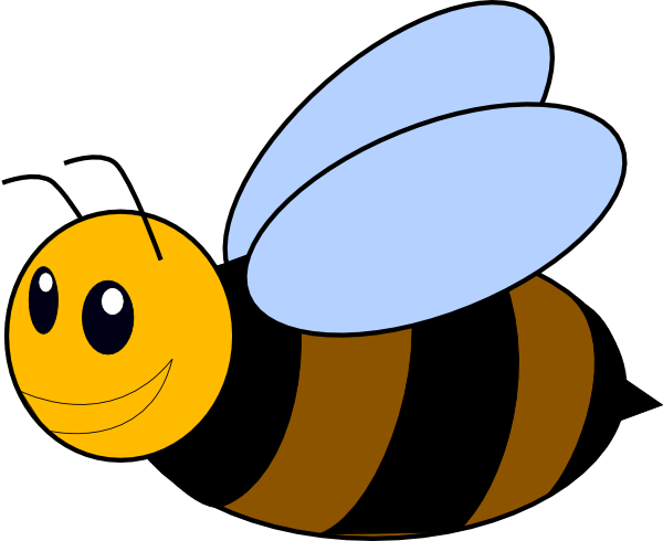 Honey Bee Clip Art Free - Clipart library