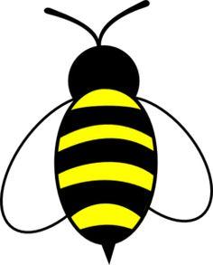 Honey Bee Drawing Clipart-Honey Bee Drawing Clipart-17