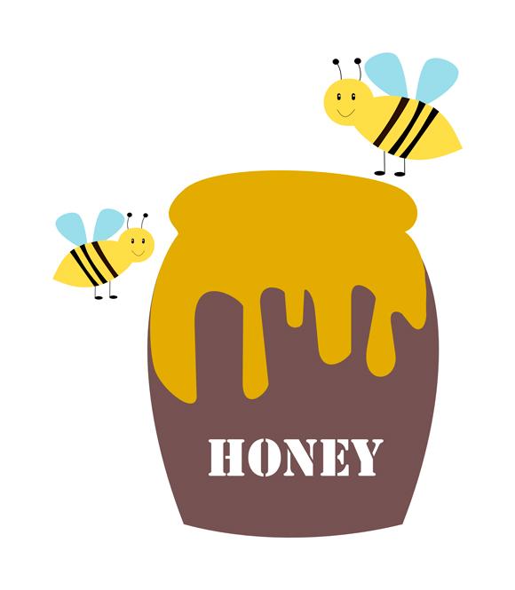 ... Honey Pot Clip Art - Cliparts.co ...
