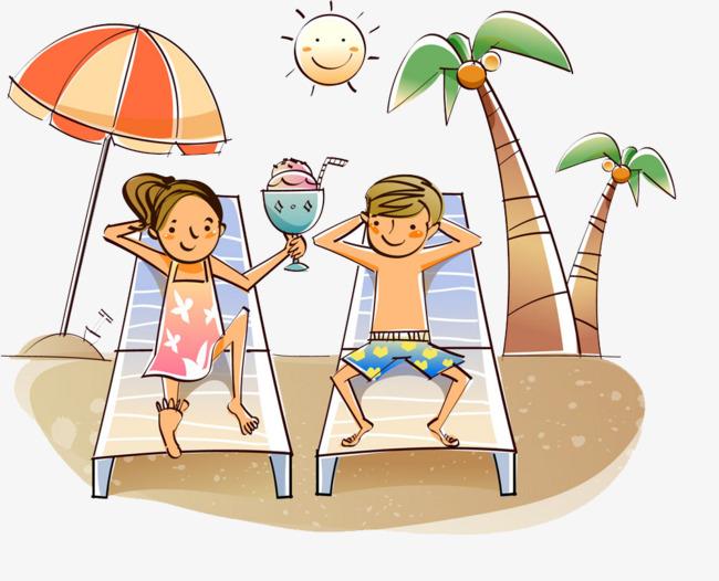 happy honeymoon, Love, Holiday, Sandy Be-happy honeymoon, Love, Holiday, Sandy Beach PNG Image and Clipart-14