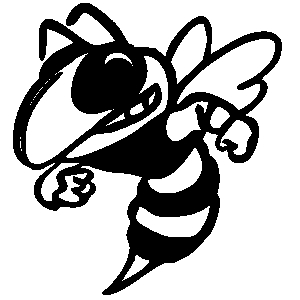 Hornet Clip Art-Hornet Clip Art-6