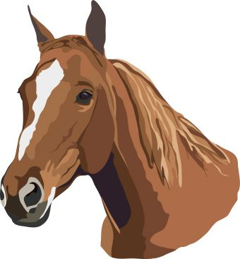 horse clipart-horse clipart-6