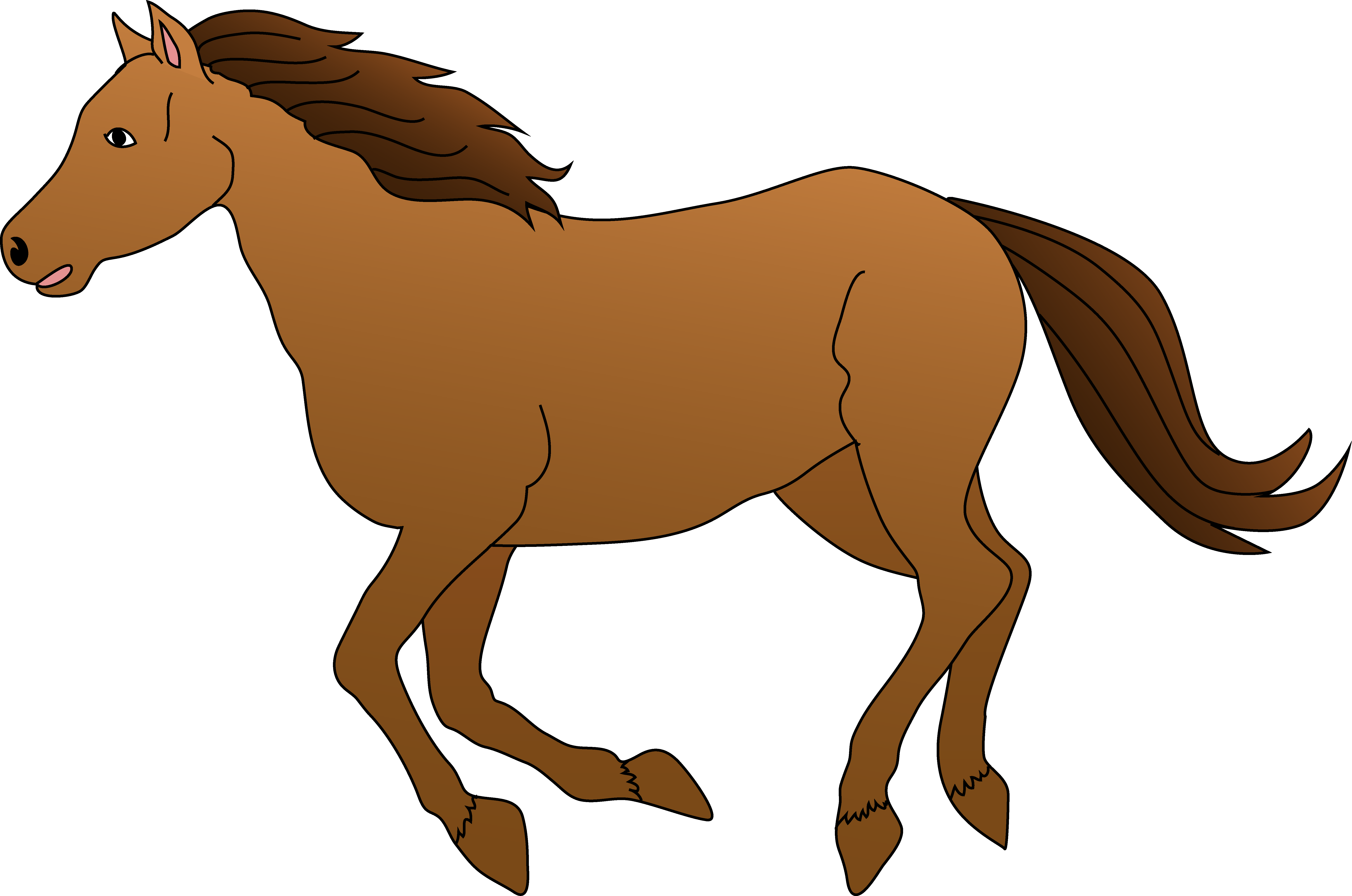 Horse Clipart-Horse Clipart-14
