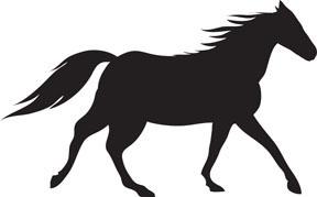 Horse Clipart. Horses Colts Foals Fillie-Horse Clipart. Horses Colts Foals Fillies-10