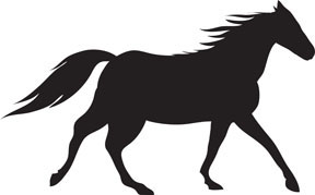 Horse Clipart. Horses Colts Foals Fillies