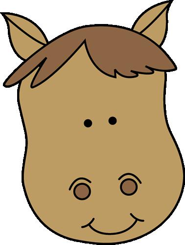 Horse Head. Horse Head Clip Art ...