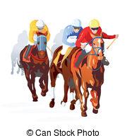 ... Horse Race Finish Horse Race Finish -... Horse Race Finish Horse Race Finish Clipartby ...-9