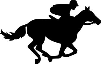 Horse Racing Clip Art - Image .