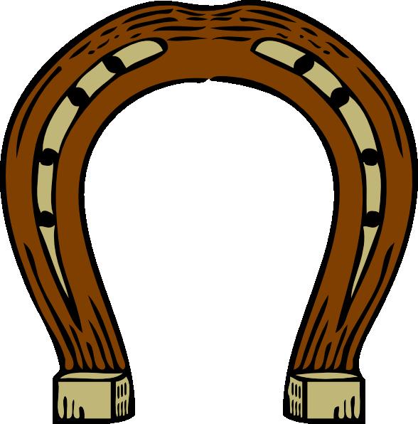 horseshoe clipart - Horse Shoe Clipart