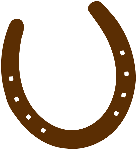 Horseshoe pictures clipart