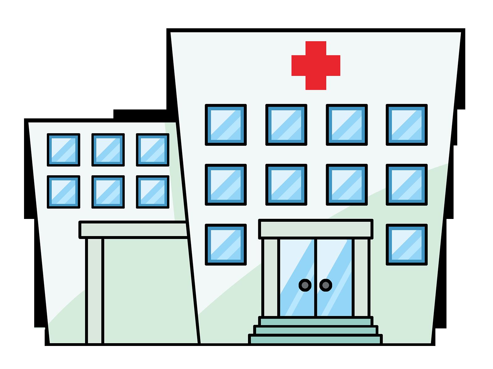 Hospital Clipart-hospital clipart-14