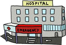 Hospital Clipart Clipart