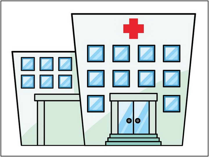 Hospital Clipart   Free .-Hospital Clipart   Free .-16