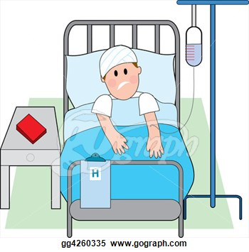 Hospital Room Clipart .