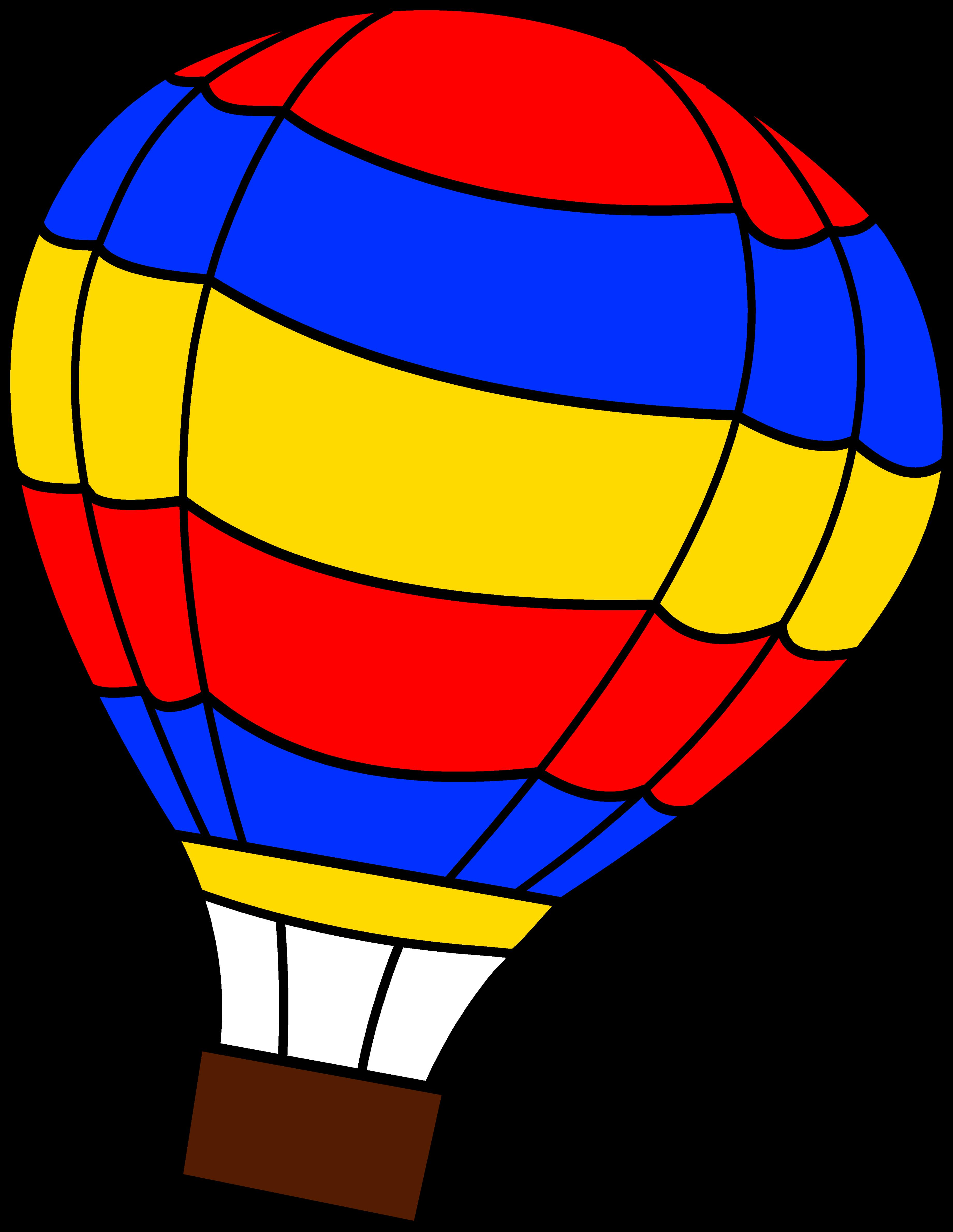 Hot Air Balloon Clip Art ..