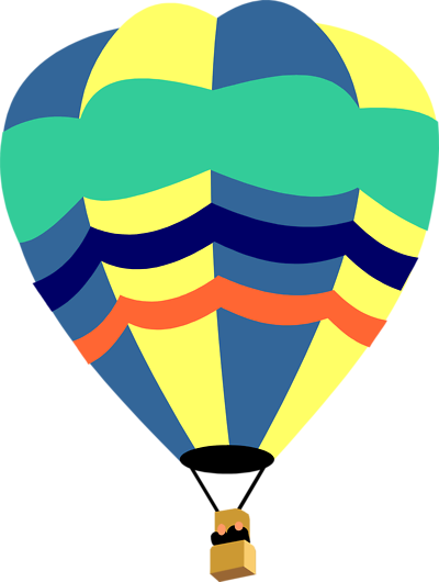 Hot Air Balloon Clip Art - Hot Air Balloon Clip Art