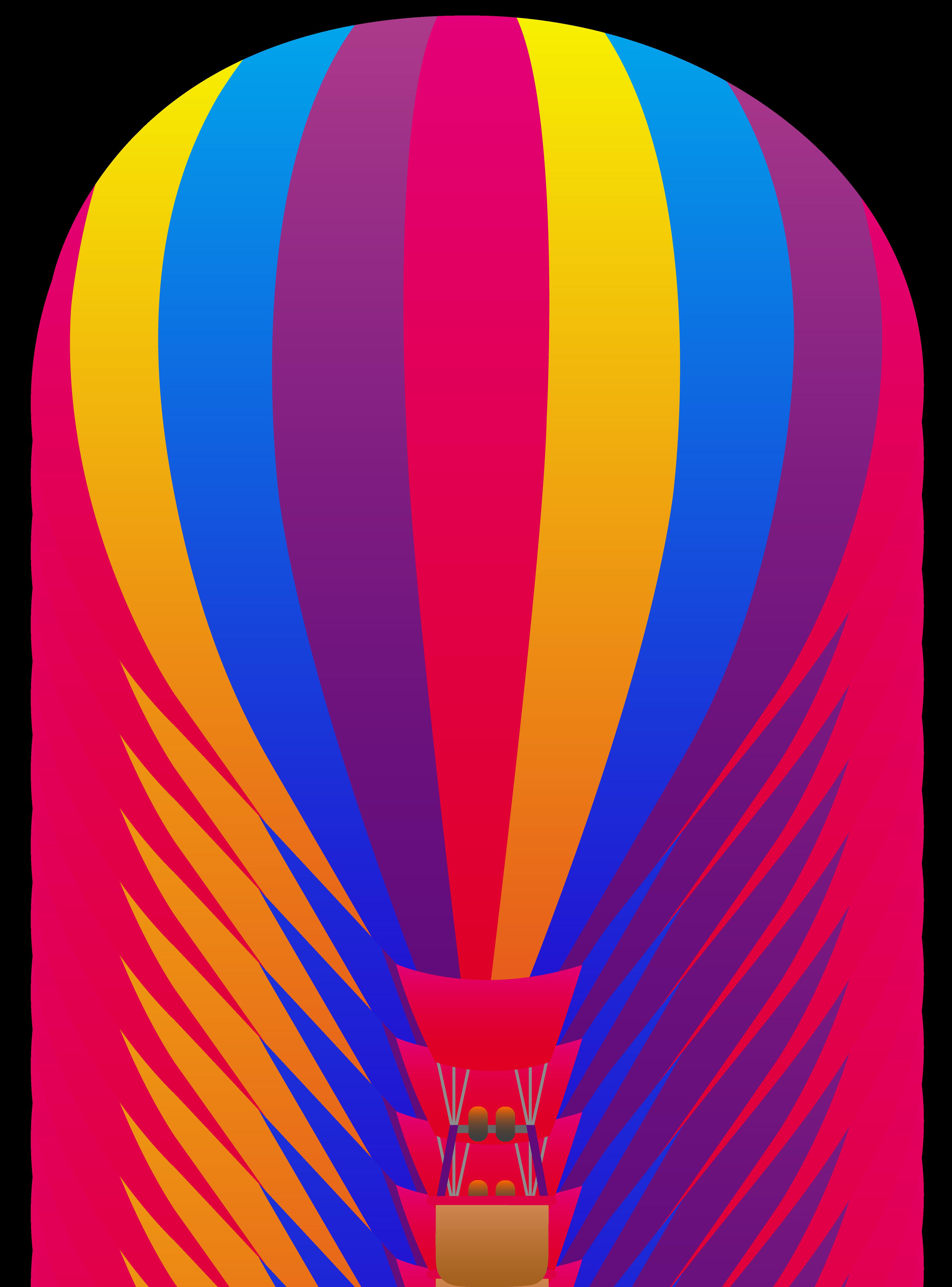 Hot Air Balloon Clip Art - Hot Air Balloon Clip Art