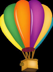 Hot Air Balloon Clip Art-Hot Air Balloon Clip Art-6