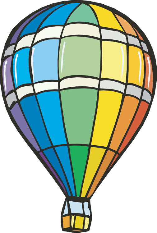 Hot Air Balloon Clip Art u0026middot; air clipart
