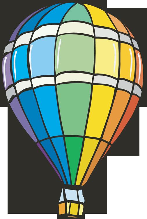 Hot Air Balloon Clip Art U0026middot; Ai-Hot Air Balloon Clip Art u0026middot; air clipart-11