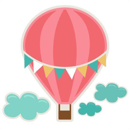 Hot Air Balloon Clipart-Hot Air Balloon Clipart-14