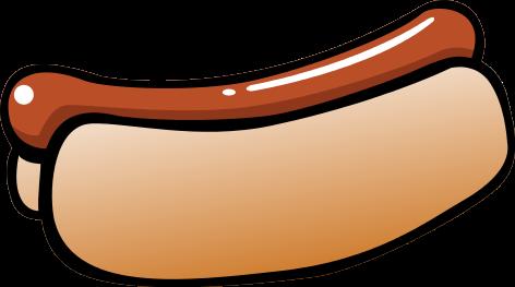 Hot Clip Art u0026middot; ad  - Hot Dog Clipart Free