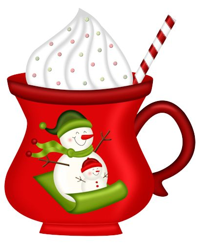 HOT COCOA * - Hot Cocoa Clipart