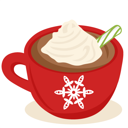 Hot Cocoa Svg Cutting File For Scrapbooking Hot Cocoa Svg Cuts Cute