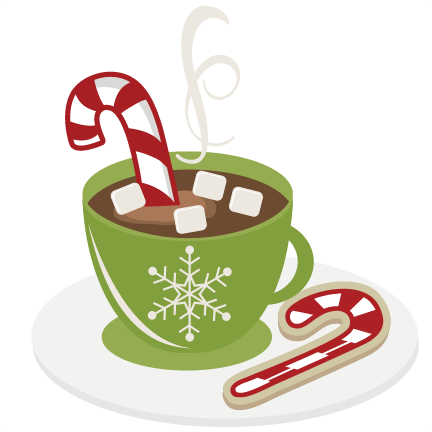 Hot Cocoa Svg Cutting Files F - Hot Cocoa Clipart
