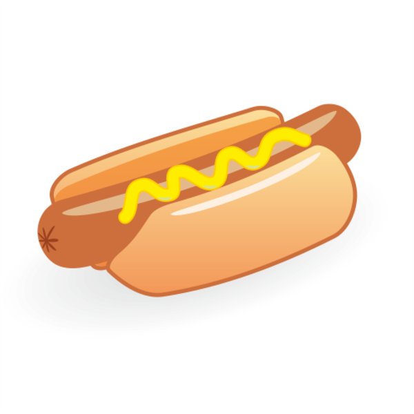Hot Dog Vector X Free Images At Clker Com Vector Clip Art Online