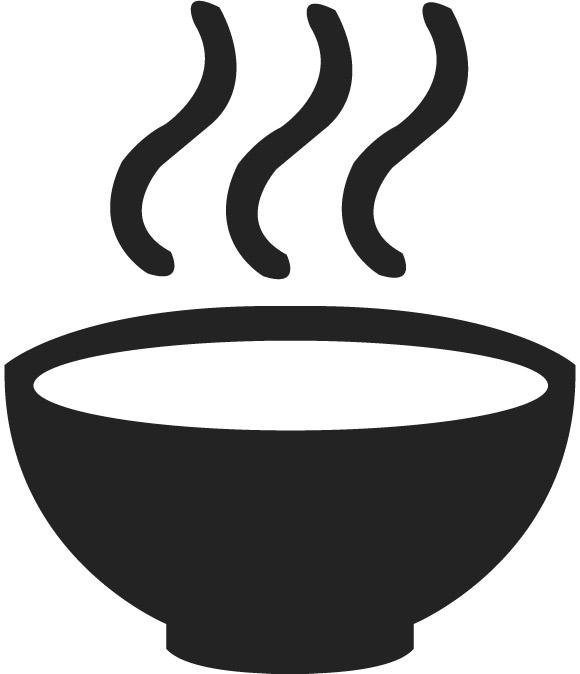 Hot Soup Clipart Hot soup .