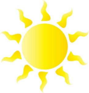 Hot Sun Clip Art ...-Hot sun clip art ...-4