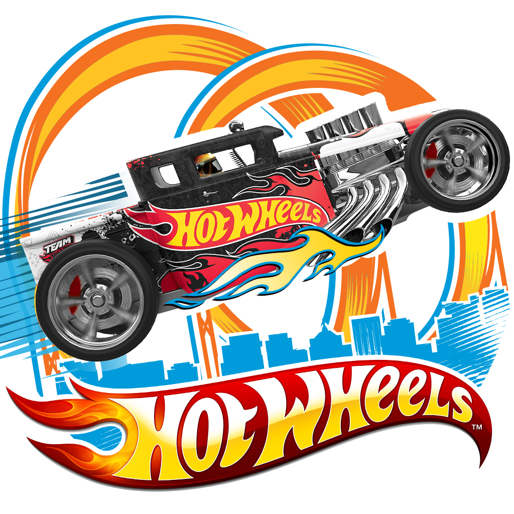 Hot Wheels Clipart-Clipartlook.com-1024