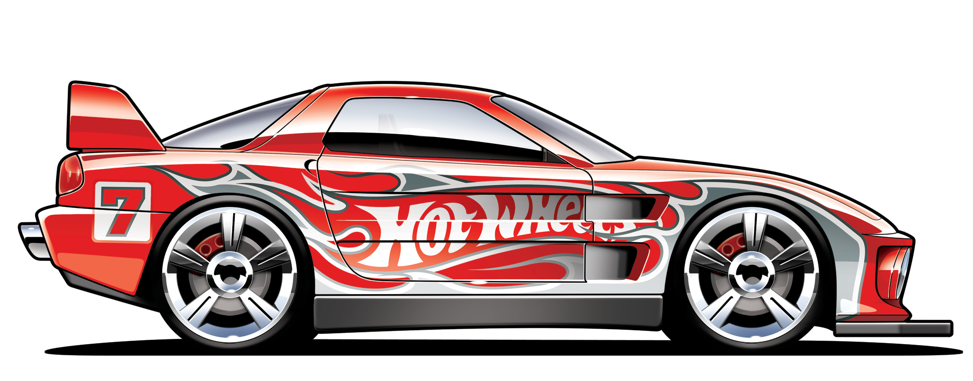 2000x784 Hot Wheels Clipart G - Hot Wheels Clipart