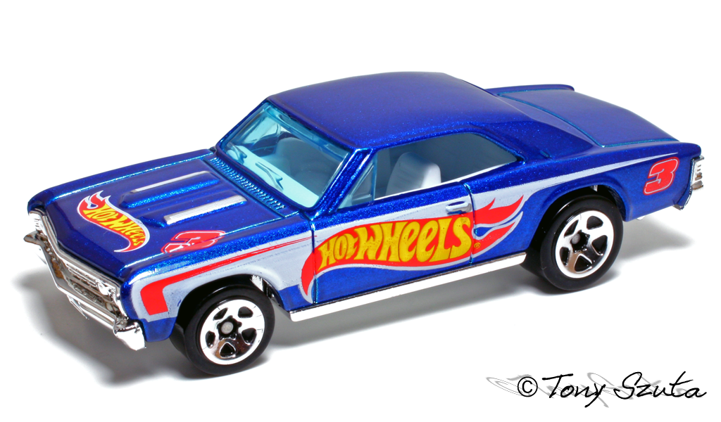 Hot Wheels clipart chevelle ss