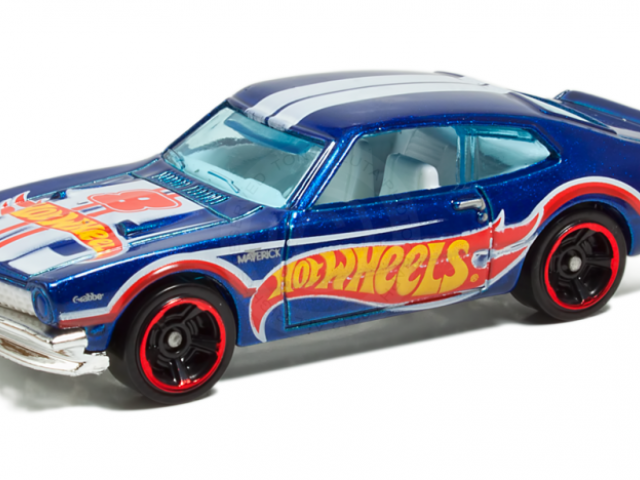 Hot Wheels Clipart maverick