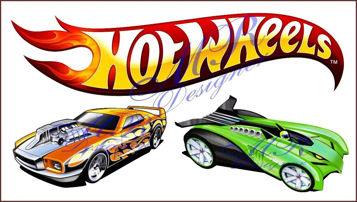 Hot Wheels Toys Clipart #1