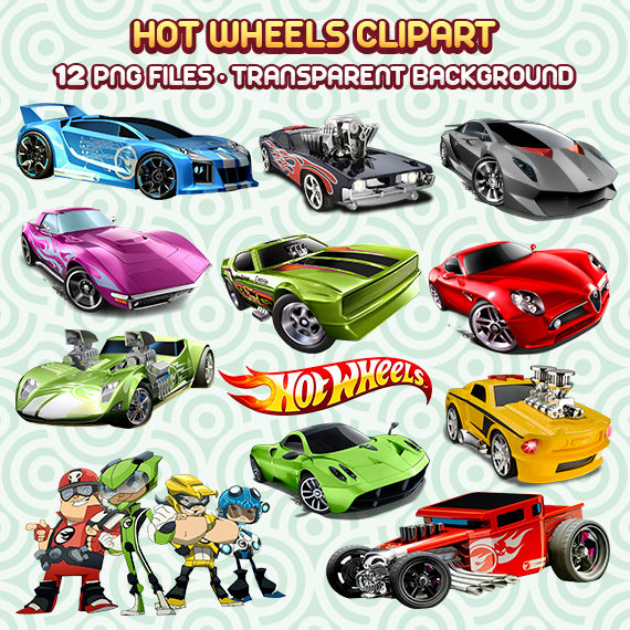 Hot Wheels PNG, Hot Wheels Clipart, Cars-Hot Wheels PNG, Hot Wheels Clipart, Cars Images, Digital Scrapbooking, Hot  Wheels Files, Instant Download 14-16
