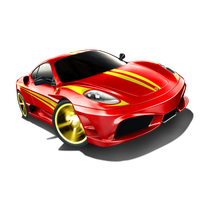 Hot Wheels Transparent Background PNG Image