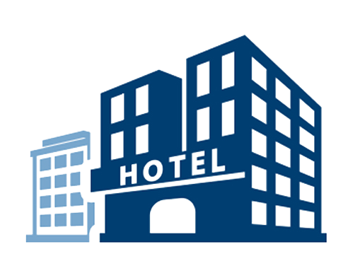 24 Hotel Clipart