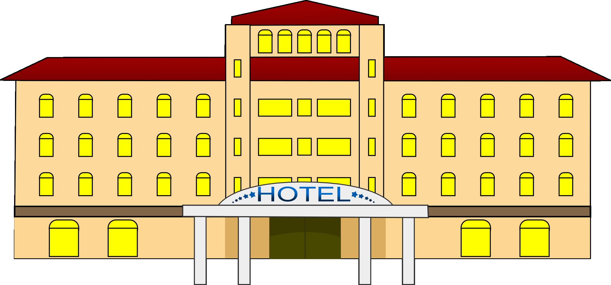 hotel clipart u0026middot; hotel clipart