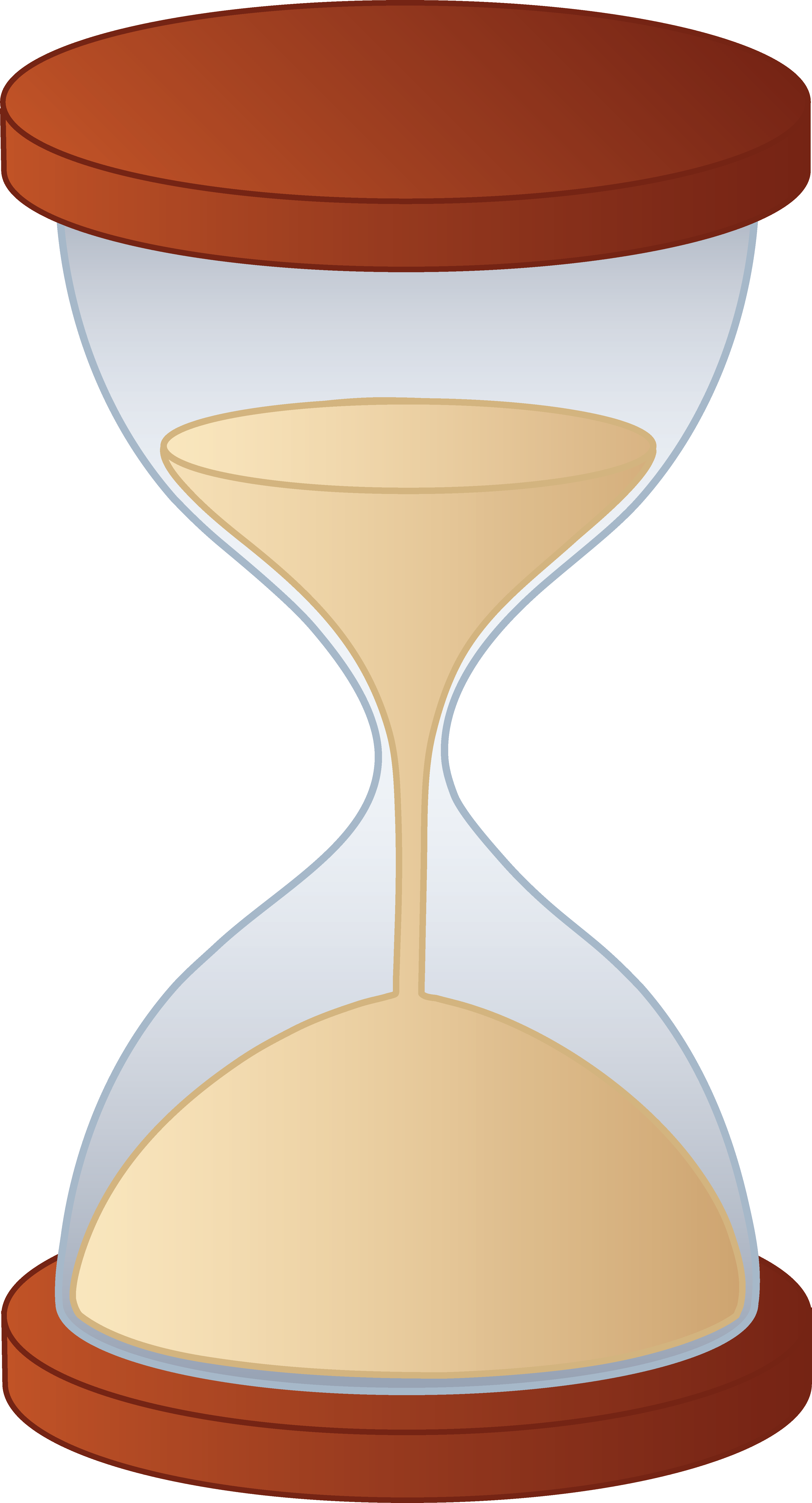 Hour Glass Clipart